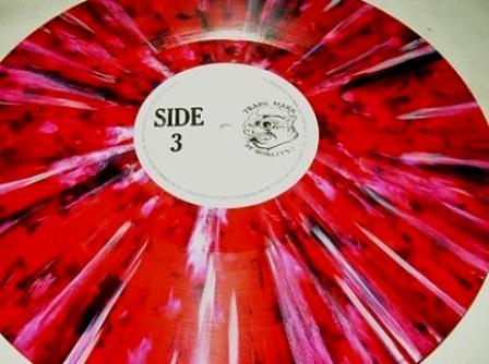 Rolling Stones Get Your Rocks OFF mcv disc