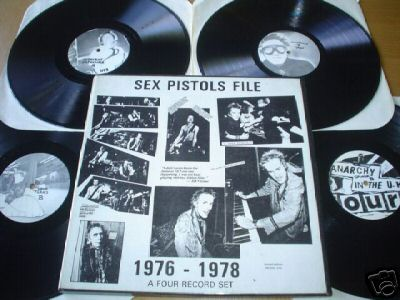Sex Pistols File box