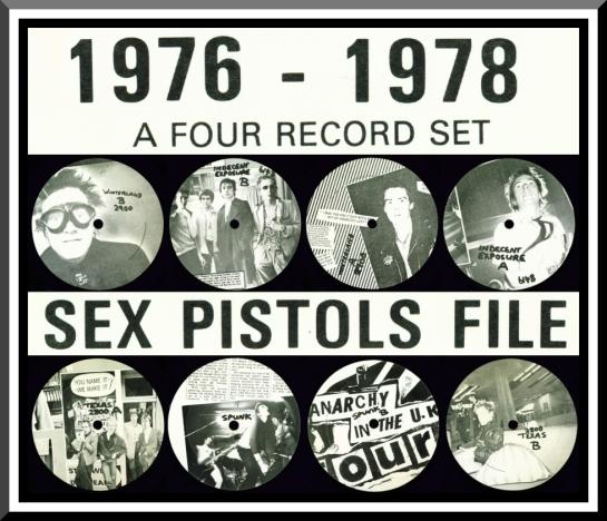 Sex Pistols File lbls