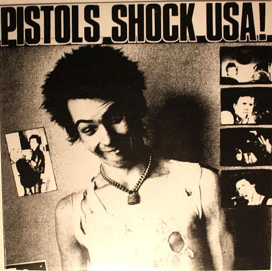 Sex  Pistols Shock USA!
