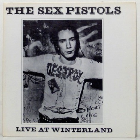 Sex Pistols Winterland 916