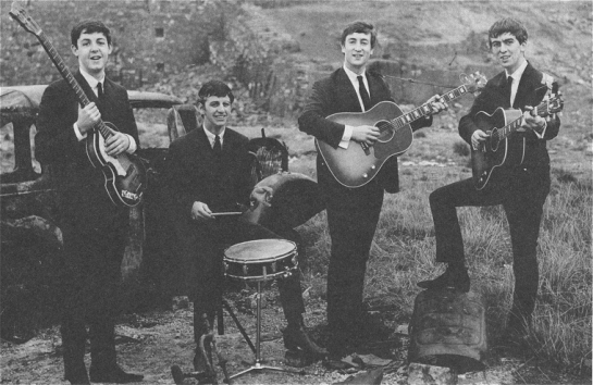 Beatles Bally 62