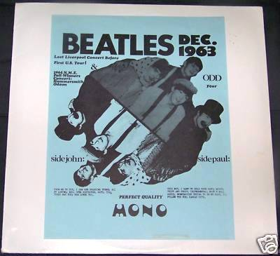 Beatles Dec. 1963 blu