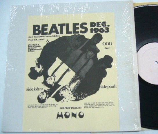 Beatles Dec. 1963 ODD 4