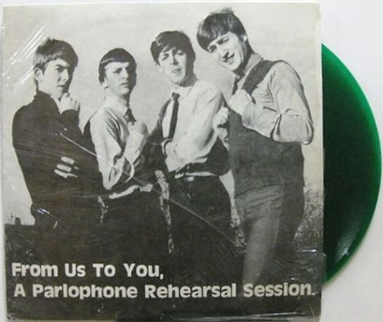 Beatles FUTY gree