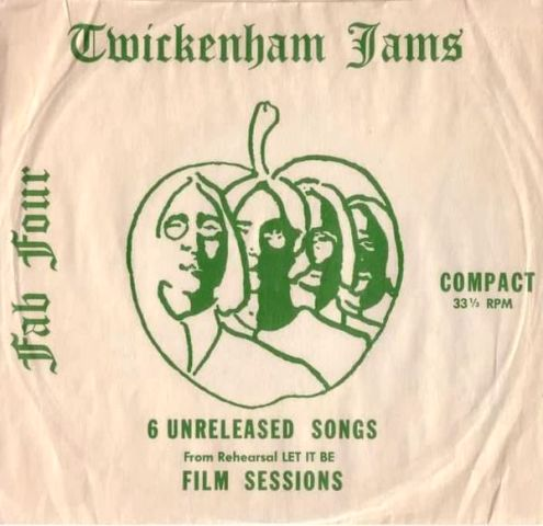 Beatles Twickenham Jams EP