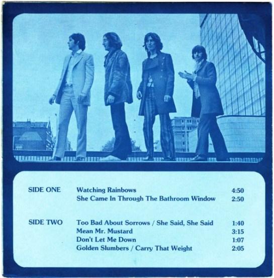 Beatles WR EP b