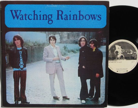 Beatles WR LP fr