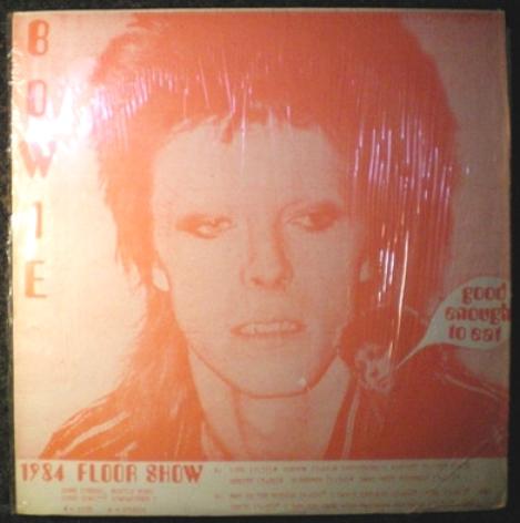 Bowie 1984 Floor Show 2