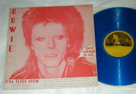 Bowie 1984 Floor Show blu