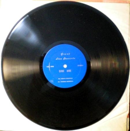 Bowie 1984 Floor Show disc 1