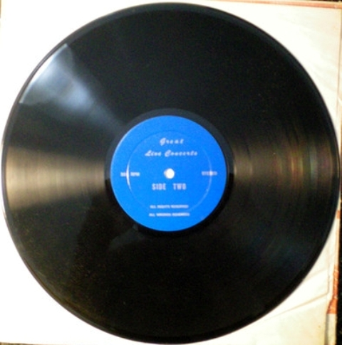Bowie 1984 Floor Show disc 2