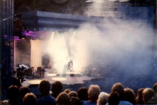 Bowie segeberg_1983