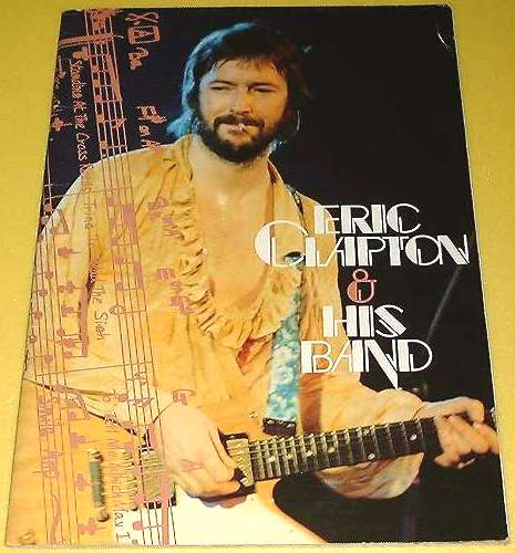 Clapton 77 J tour book