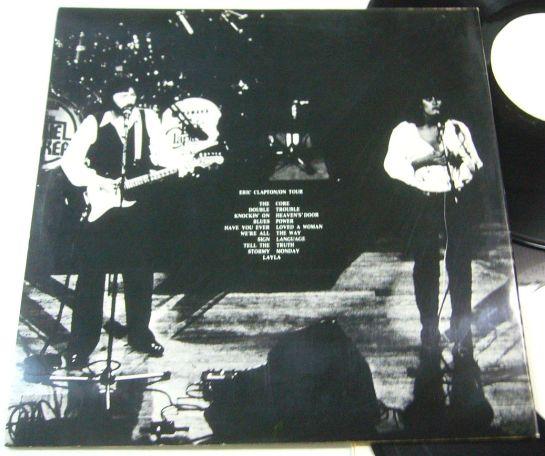 Clapton E On Tour b