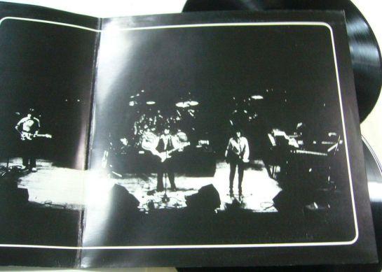 Clapton E On Tour inner