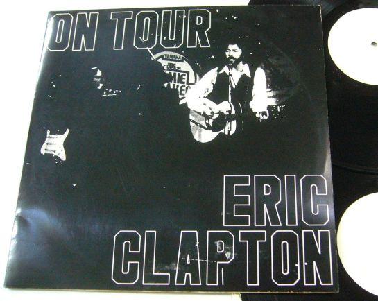 Clapton E On Tour