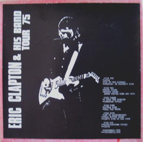 Clapton Tour 75
