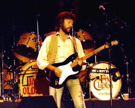 Eric Clapton Blackie Japan 1977