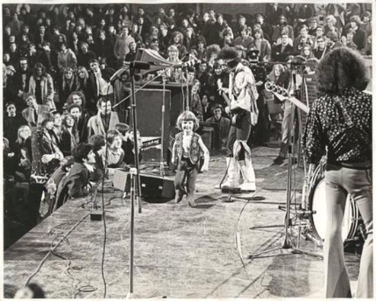 Hendrix RAH CW