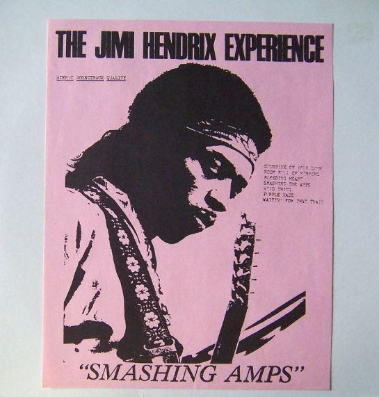Hendrix Smashing Amps 2