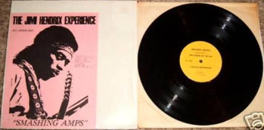 Hendrix Smashing Amps