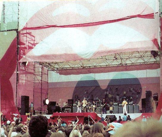 Rolling Stones Anaheim 78