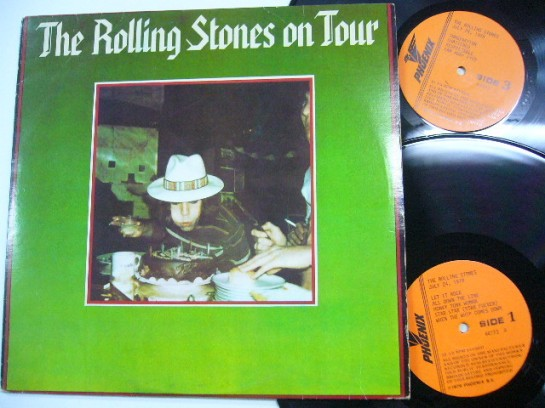 Rolling Stones On Tour 2