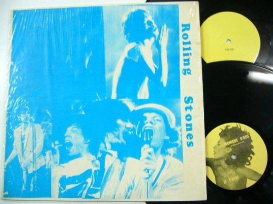 Rolling Stones s t Oakland 78