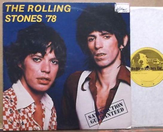 Rolling Stones SatisfGuar 78