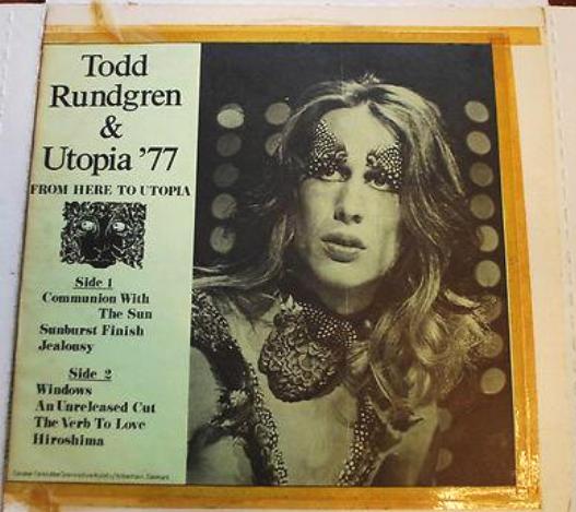 Rundgren T FHtUtopia