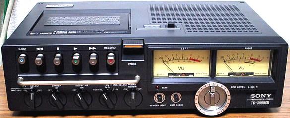 Sony tc-3000sd