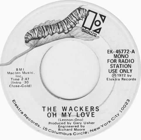 the-wackers-70s-oh-my-love-mono-elektra