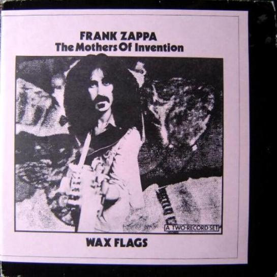 Zappa Wax Flags pb
