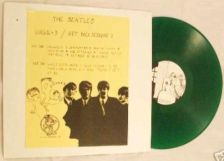 Beatles V+3 GBS 2 gree