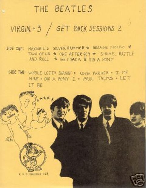 Beatles V+3 GBS 2