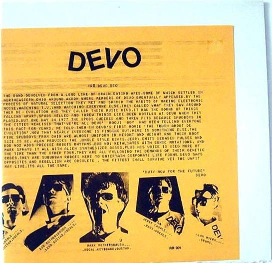 DEVO True bio cyti