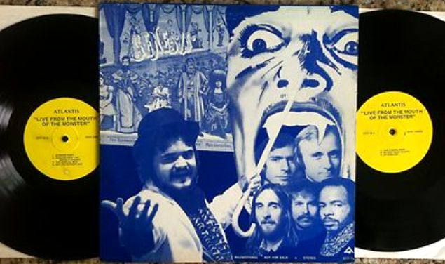 GENESIS '...live - from the mouth of the monster...' at the UPTOWN Theatre, Chicago (3/6)