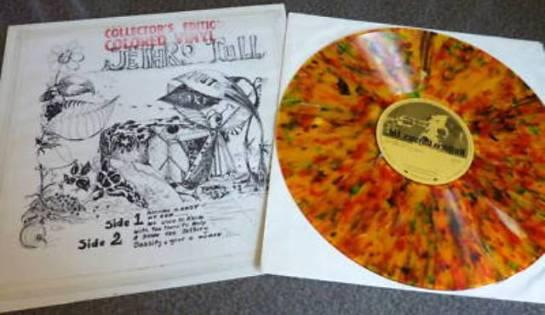 Jethro Tull Flute Cake mcv