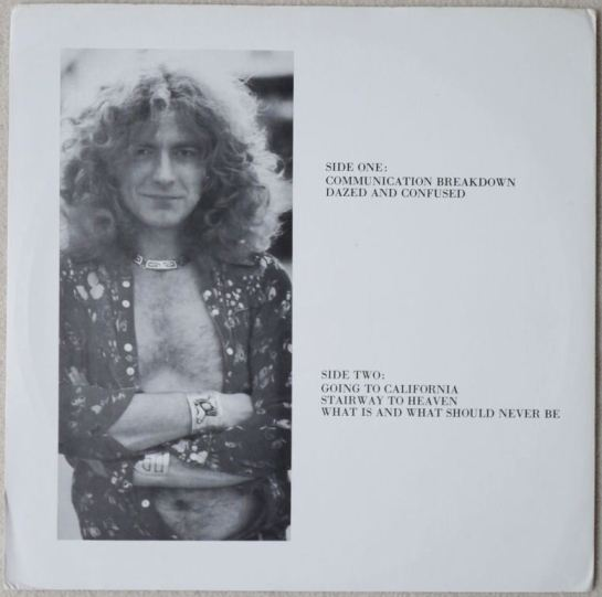 Led Zep BBC Broadcast b