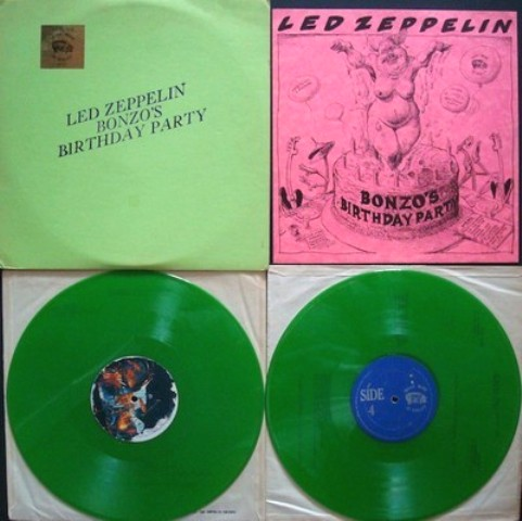 Led Zep BBParty gree