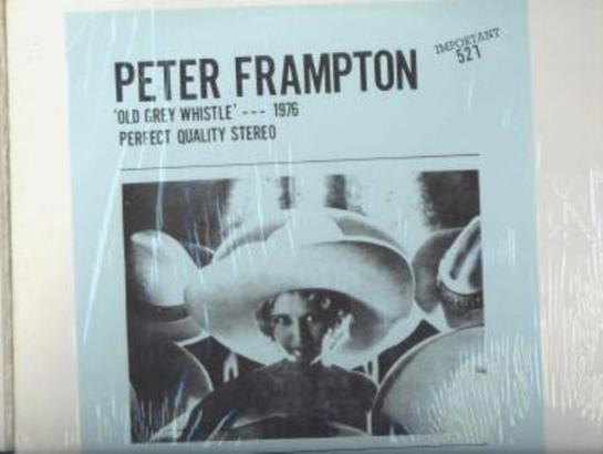 Peter Frampton In London
