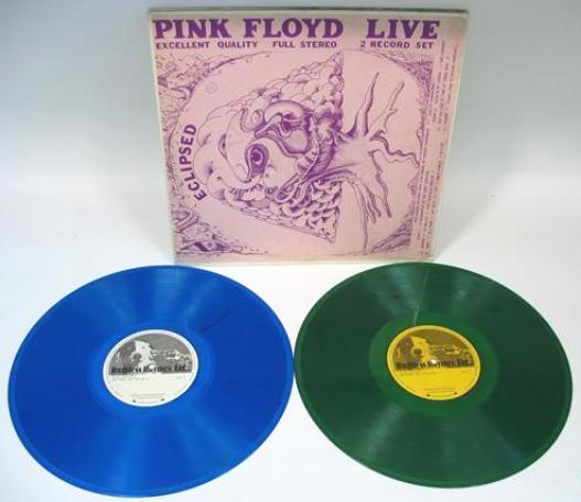 Pink Floyd Eclipsed gre blu