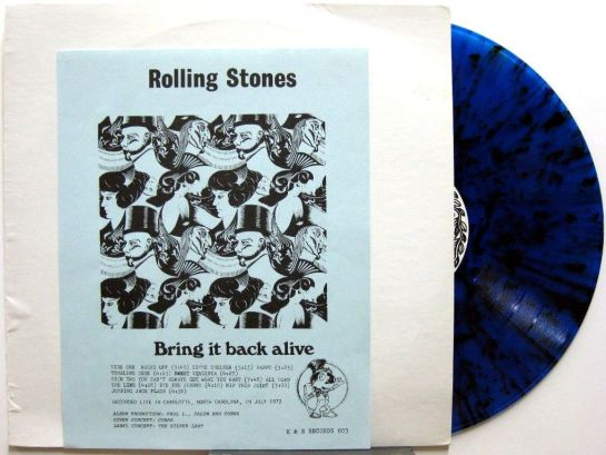 Rolling Stones Bring It Back Alive 4