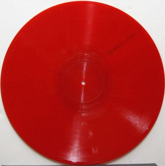 Rolling Stones Summer Reruns red blu RR 2