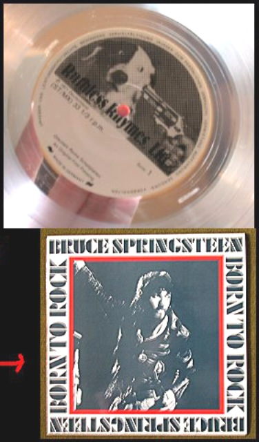 Springsteen Born T Rk