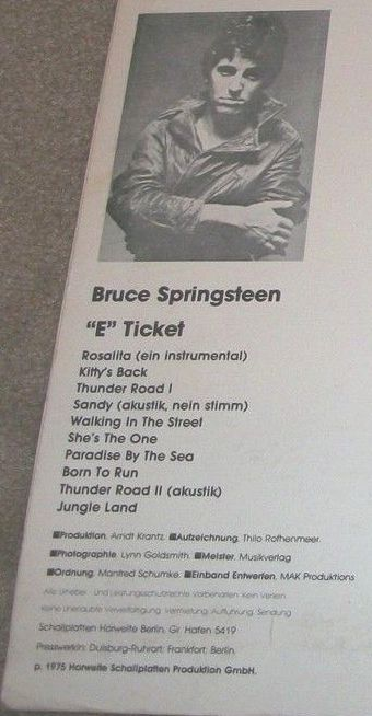 how to get bruce springsteen tickets