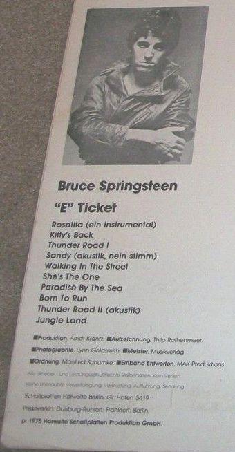 Springsteen E Ticket b