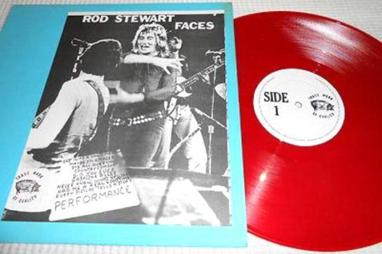 Stewart R & Faces Performance 1867 blu
