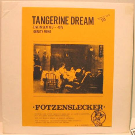 Tangerine Dream Fo sle